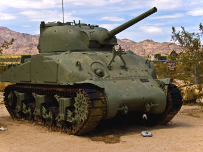 Tank Yard