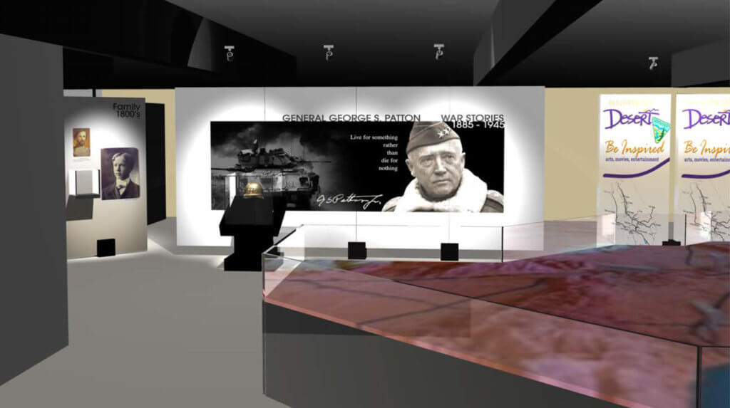 Patton Memorial Museum War Stories